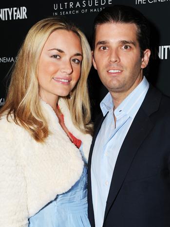 donald trump wife 2011. Donald Trump#39;s son, Donald