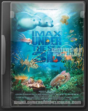 Under the Sea (BRRip 3D FULL HD Inglés Subtitulada)