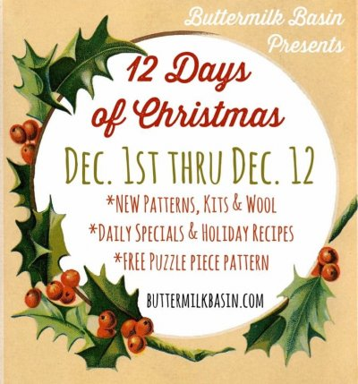 Buttermilk Basin - 12 Days of Christmas