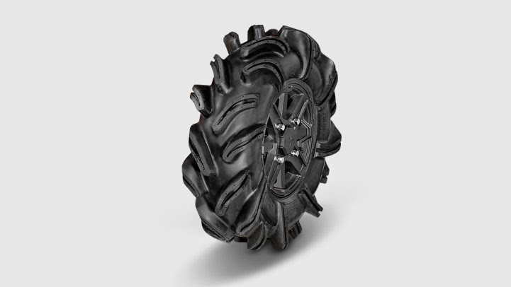 29.5 inch High Lifter Outlaw II tires