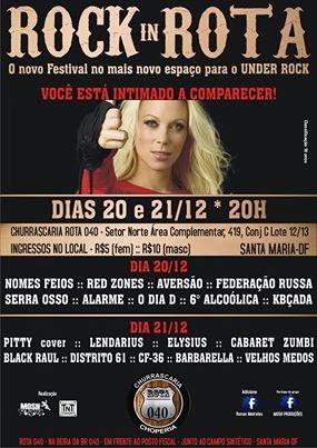 ROCK IN ROTA 2013