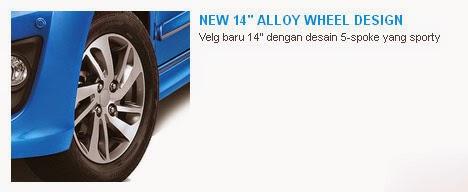 allow wheel new-sirion