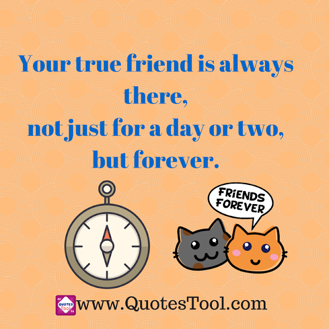 True friend quotes image