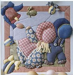 Петух из лоскутков ткани своими руками фото 98