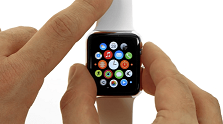 Cara Screenshot Apple Watch