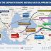 Η στρατηγική σημασία των ευρωμεσογειακών δικτύων φυσικού αερίου και ηλεκτρικής ενέργειας στο πλαίσιο της ενεργειακής ασφάλειας.