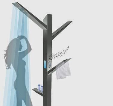 Душевая система Smart-Shower