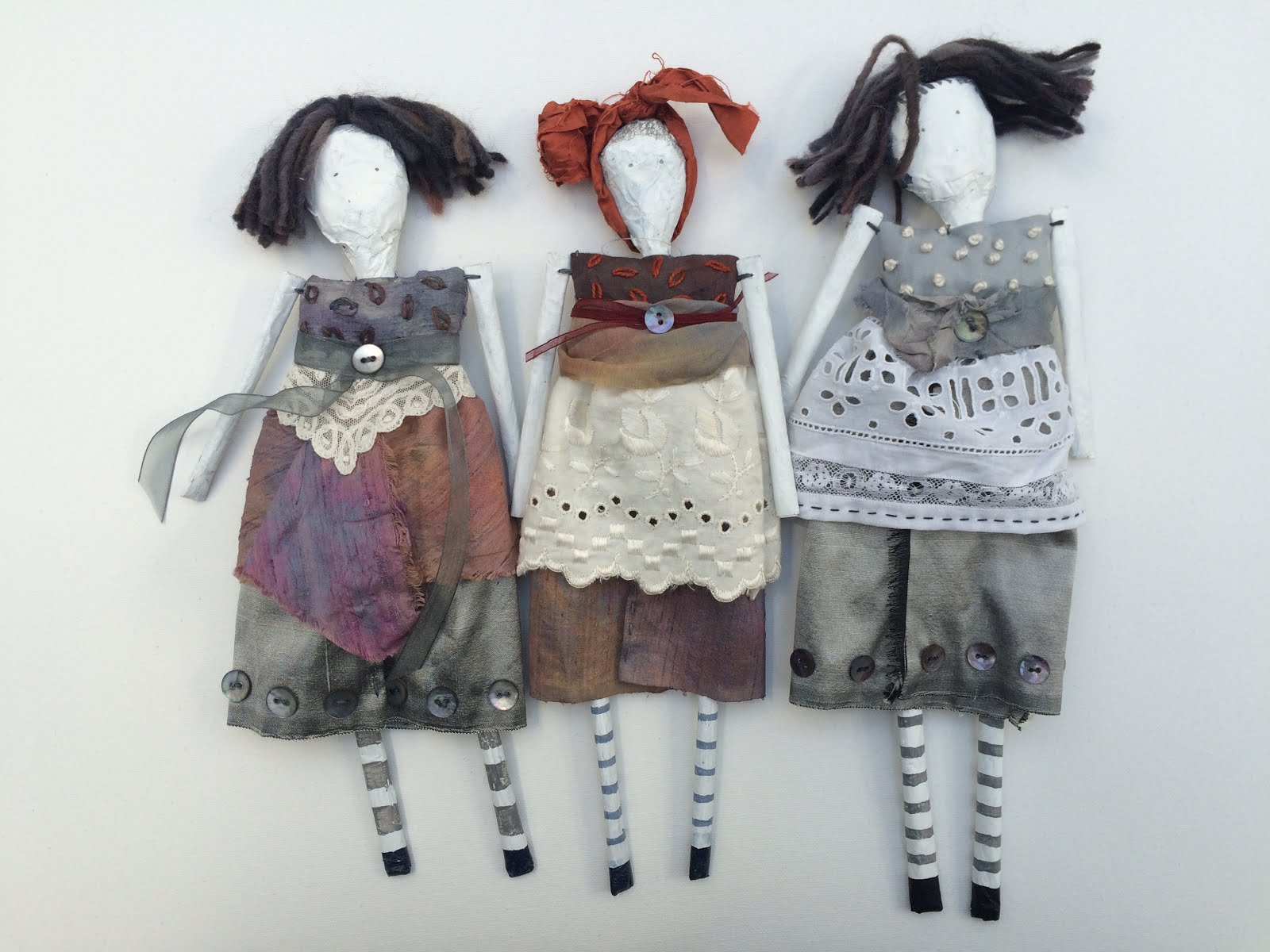 ART DOLLS BY SALLY MacCABE