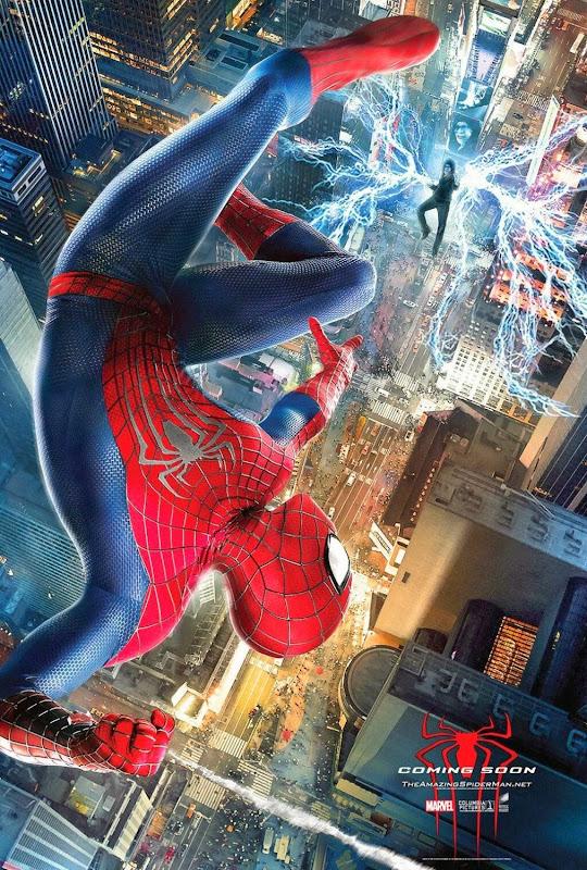 ตัวอย่างสุดท้าย : The Amazing Spider-Man 2 (ดิ อะเมซิ่ง สไปเดอร์แมน 2: ผงาดจอมอสุรกายสายฟ้า)  ซับไทย poster