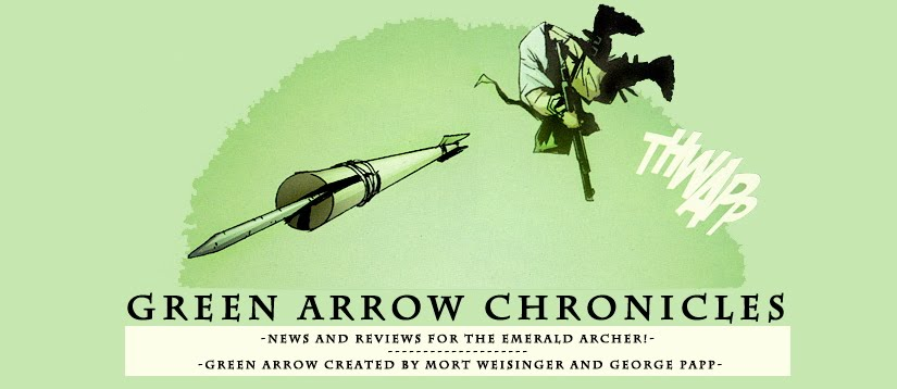 Green Arrow Chronicles Fan site dedicated to all things Green Arrow