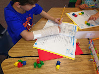 2nd Grade Math Investigations, the schroeder page