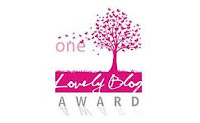 Blog Award from Sandie
