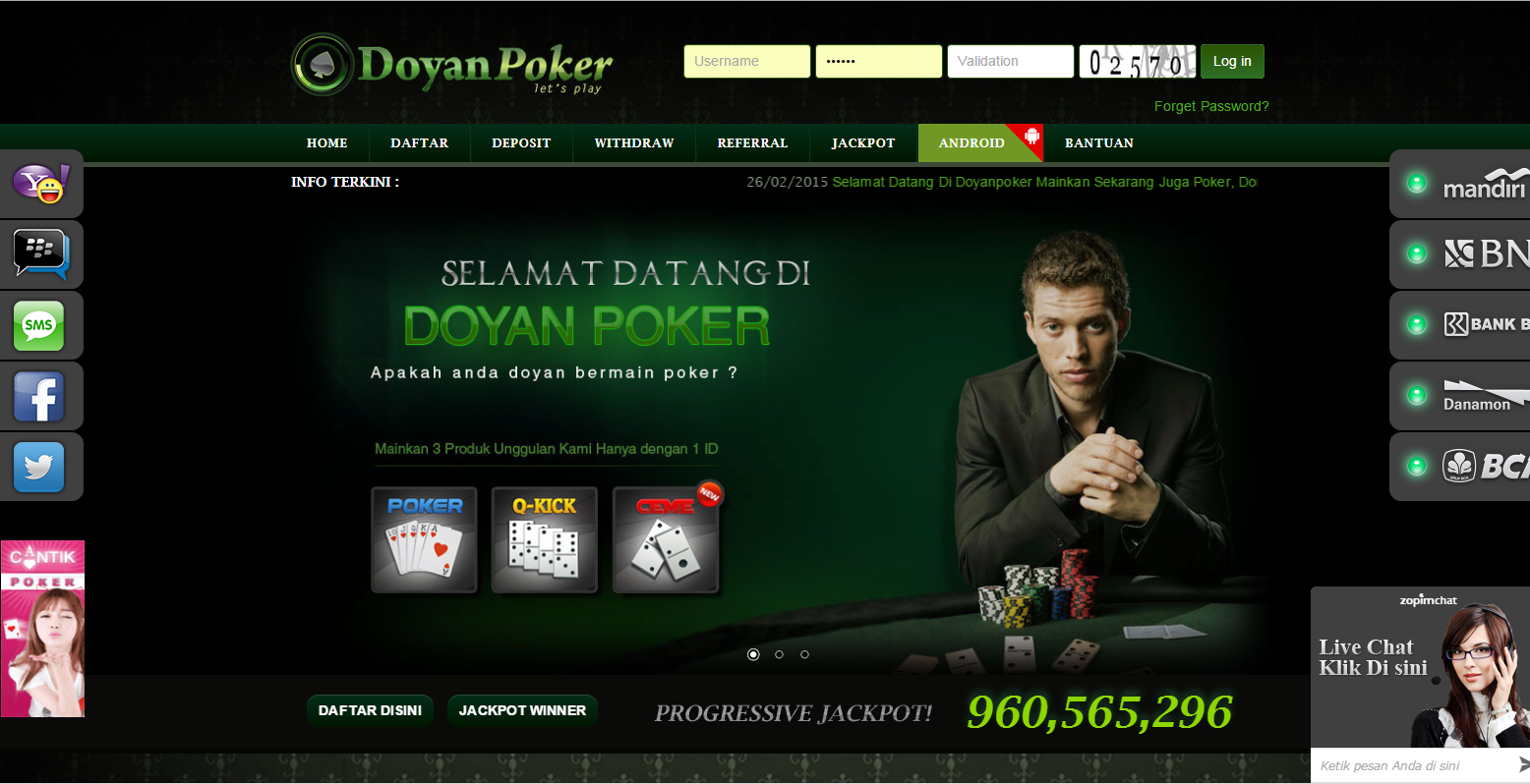 doyanpoker.com