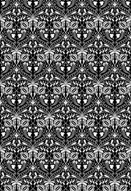 Чёрно-белые фоны.