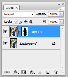 nida7 Membuat latar photo menjadi blur dengan photoshop