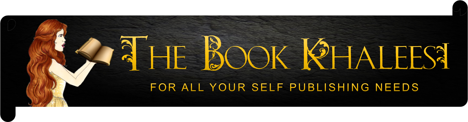 The Book Khaleesi - Self Publishing Solutions