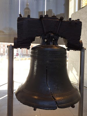 Chuck and Lori's Travel Blog - The Liberty Bell