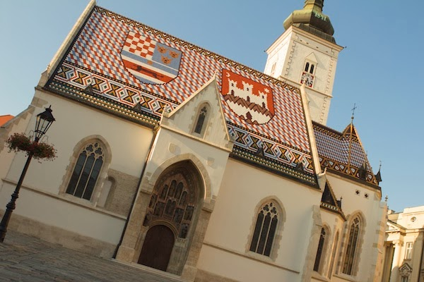 Style Jaunt - A Fashionable Travel Blog: Destinations: Zagreb's Signature Colors