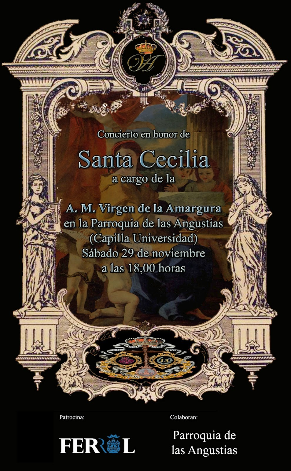 """""""El Martillo"""".- Diario de los Cofrades: Concierto de Santa ..."""