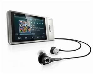 Philips GoGear Muse SA3MUS32S MP4