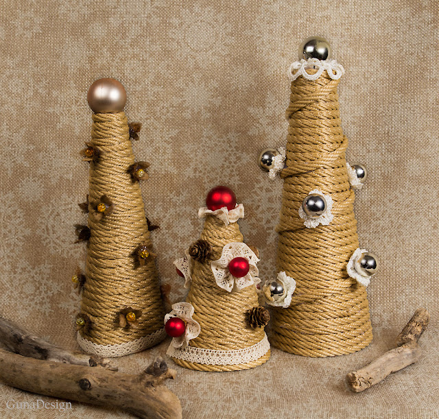 gunadesign guna andersone alternative x-mas trees