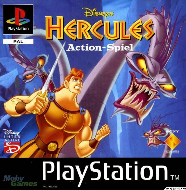 download game disney's hercules PS1 tanpa emulator