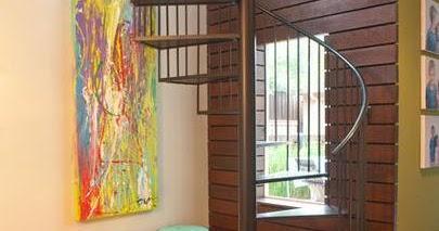 Fotos de escaleras escaleras de caracol prefabricadas - Escalera caracol prefabricada ...