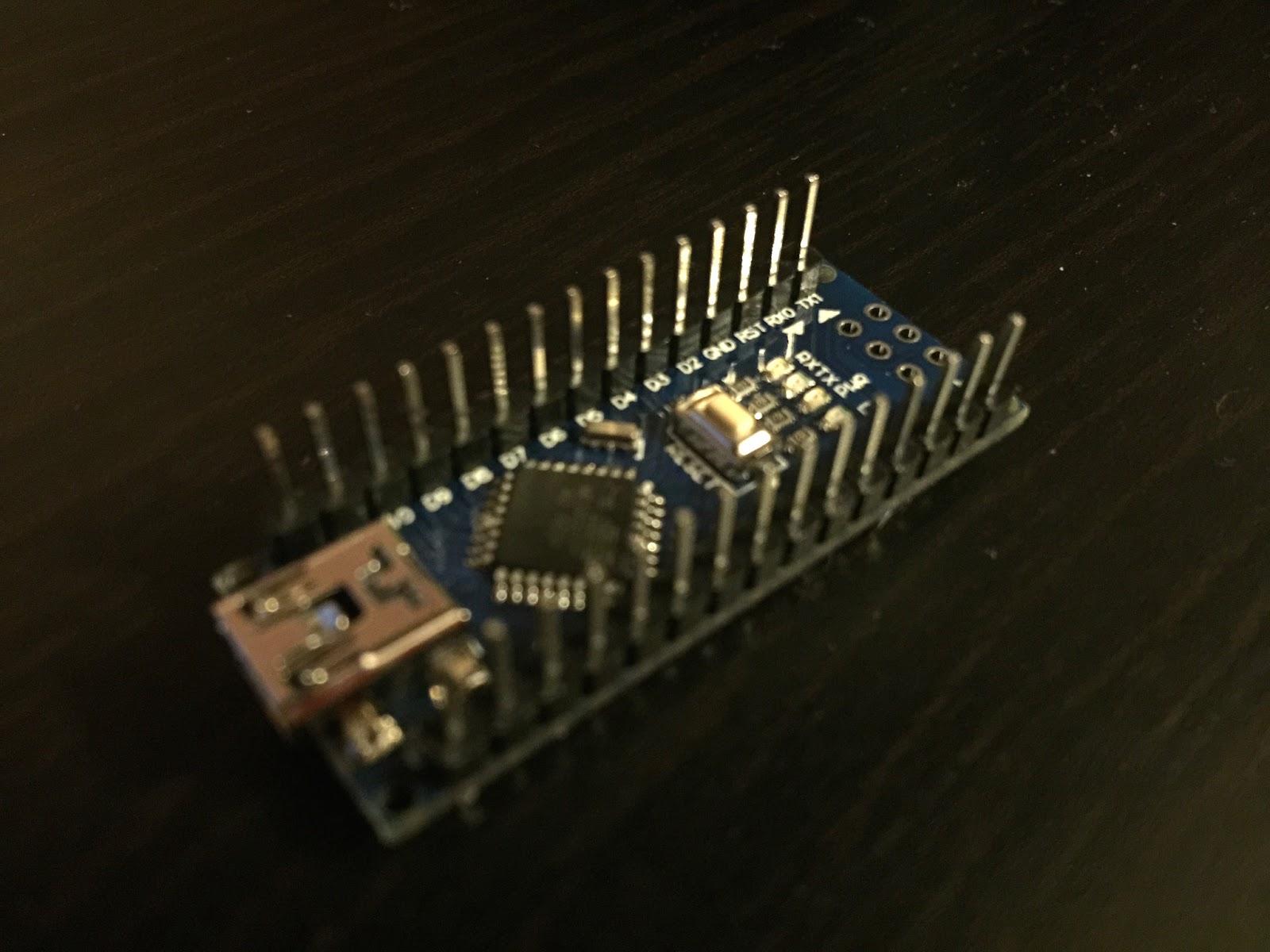 Pacess laboratory 在 yosemite 上安裝 arduino nano 串口驅動程式