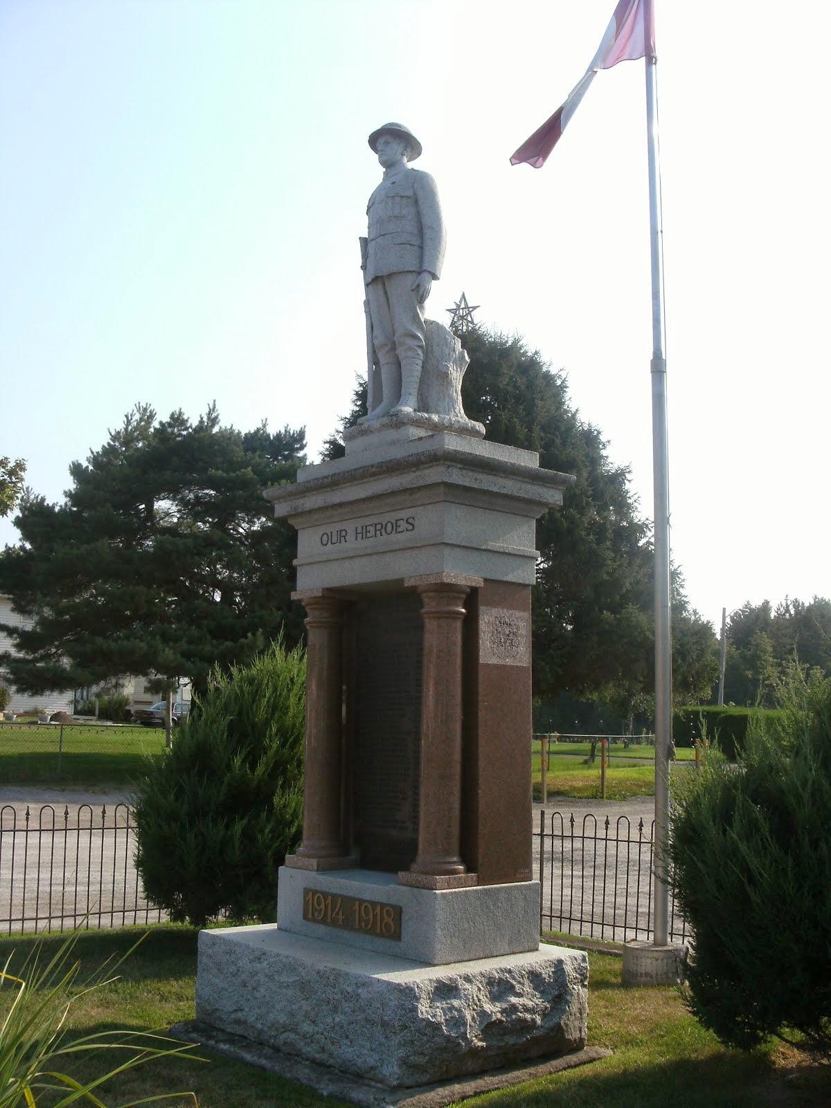 Dummer Township Cenotaph