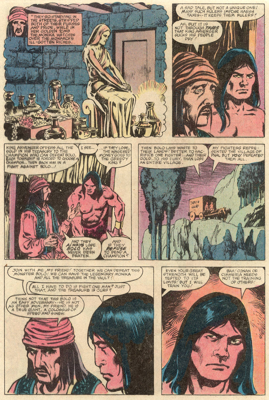 Conan the Barbarian (1970) Issue #137 #149 - English 15