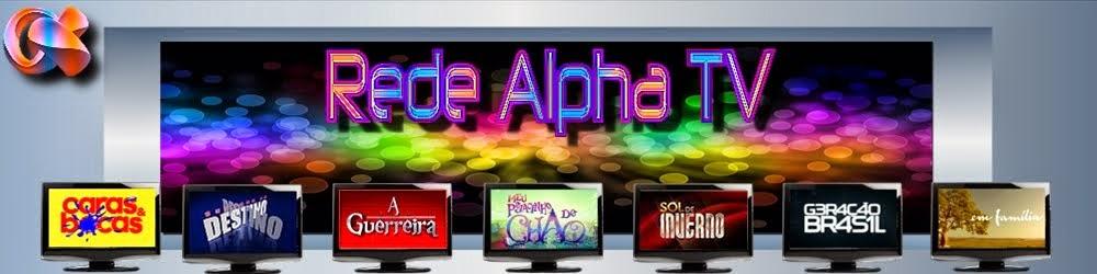 REDE ALPHA TV | O Mundo das Novelas