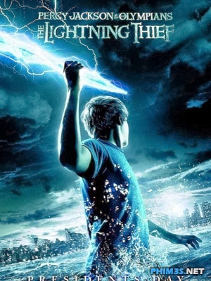 Kẻ Cắp Tia Chớp-Percy Jackson & the Olympians The Lightning Thief