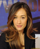Maggie Q YoungHollywood.com at Young Hollywood Studio