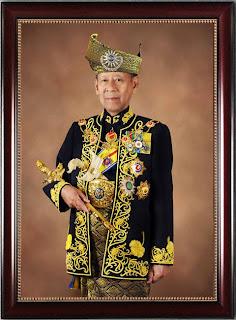 eri Paduka Baginda Yang di-Pertuan Agong XIV Tuanku Abdul Halim Mu'adzam