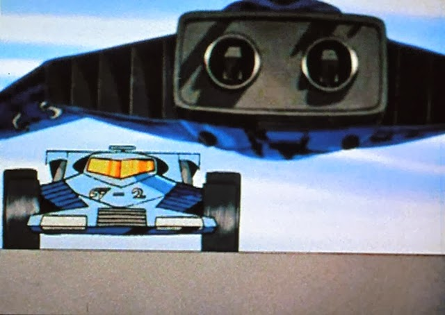 battle of the planets vehicles - photo #19