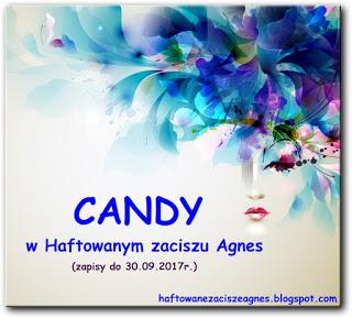 Candy w Haftowanym Zaciszu Agnes