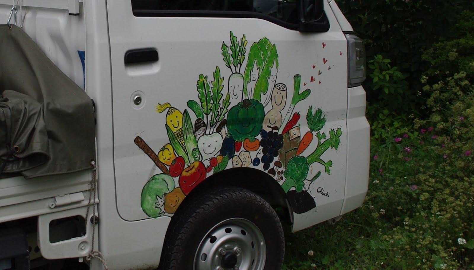 野菜生産直販のおみせ紹介