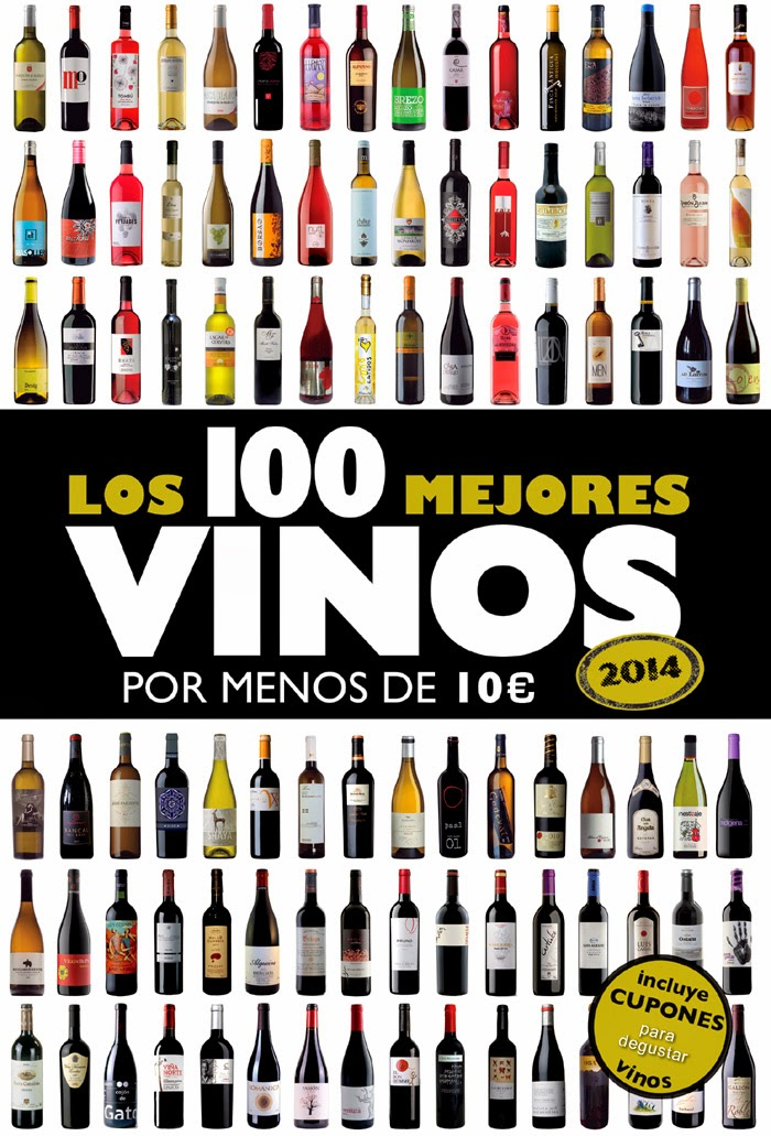 Los 100 mejores vinos por menos de 10 euros
