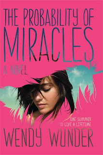 Book cover of The Probability of Miracles by Wendy Wunder