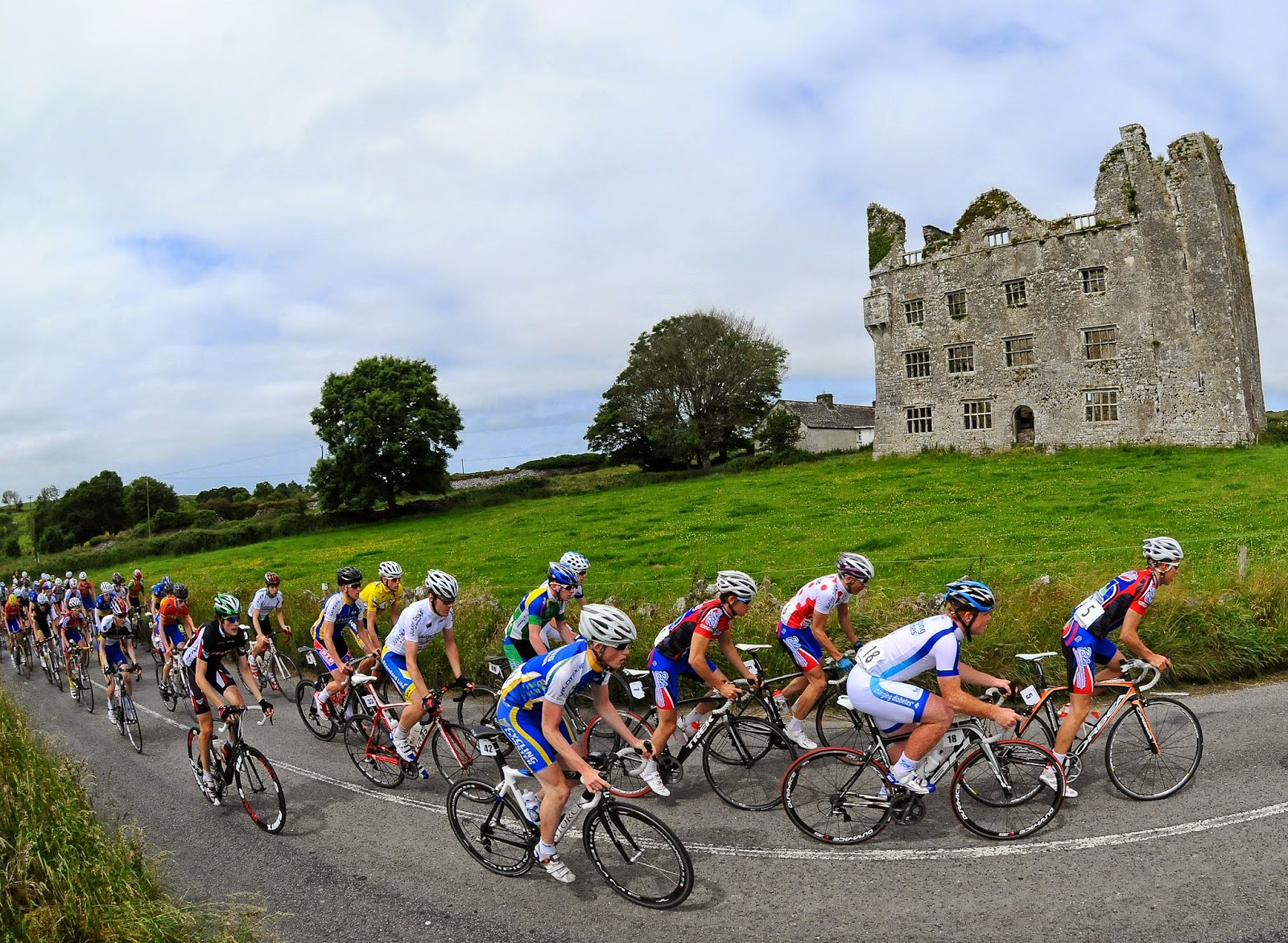 80 riders to take part in International Junior Tour of Ireland