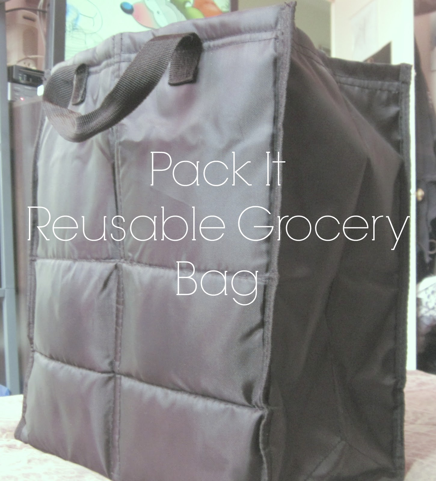 pack it reusable grocery bag