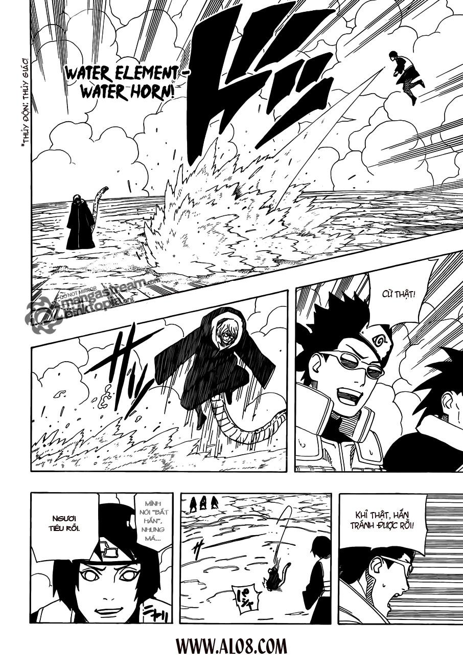 Naruto chap 514 Trang 8 - Mangak.info