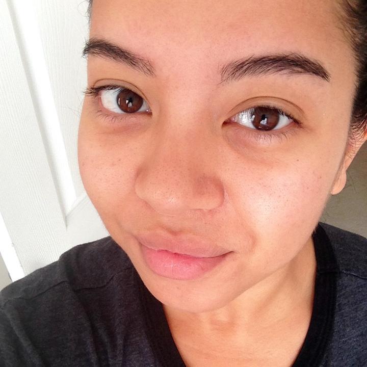 Quaintrelle No Makeup Selfie