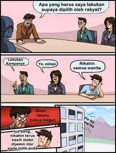 Tahun Politik Bersama Meme Comic Indonesia