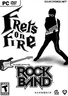 Frets On Fire (Game Guitar Hero Versi PC) 1