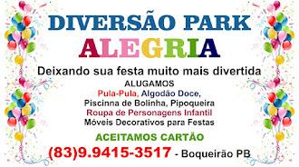 DIVERSÃO PARK ALEGRIA