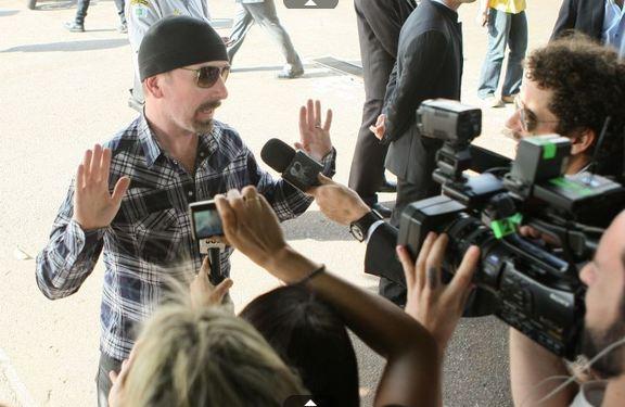 CQC entrevista U2 Bono