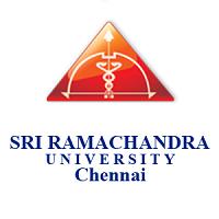 Sri ramachandra University Logo