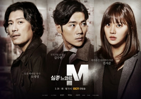 失蹤的黑色M,特殊案件專案組M線上看 2015韓劇