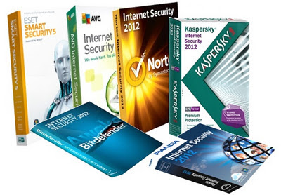 Sepuluh Software Keamanan Internet 2012 Terbaik